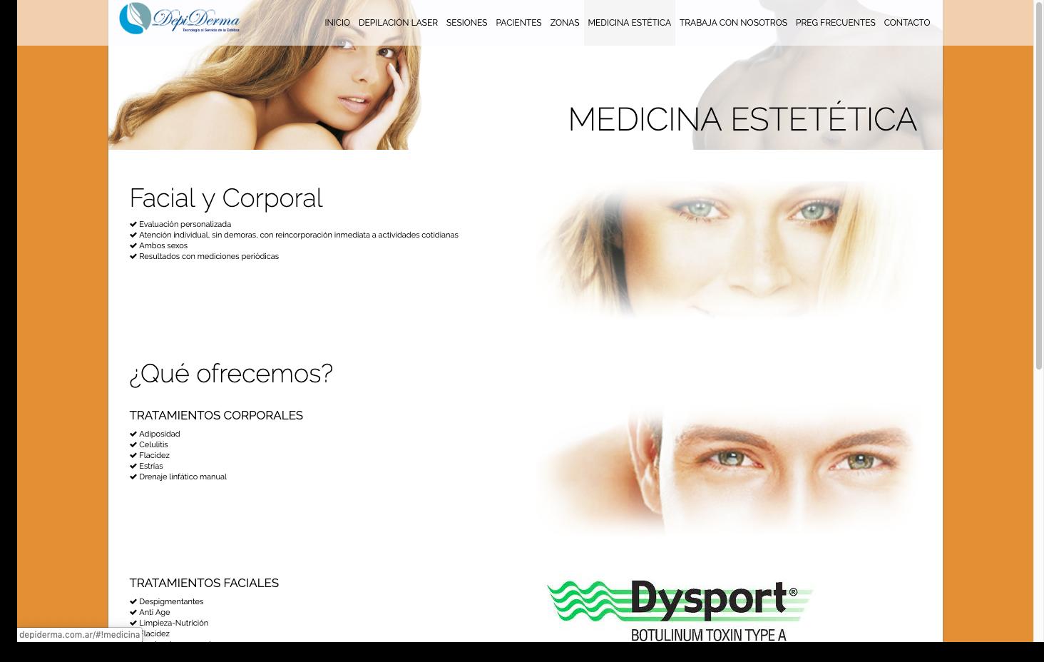 Depiderma.com.ar
