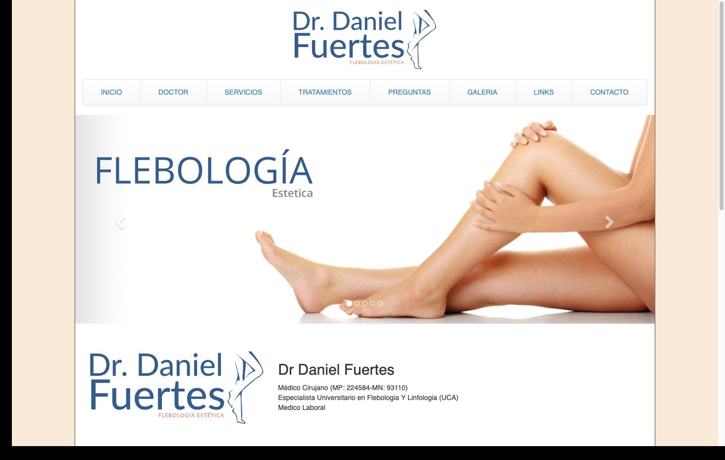 Dr Daniel Fuertes