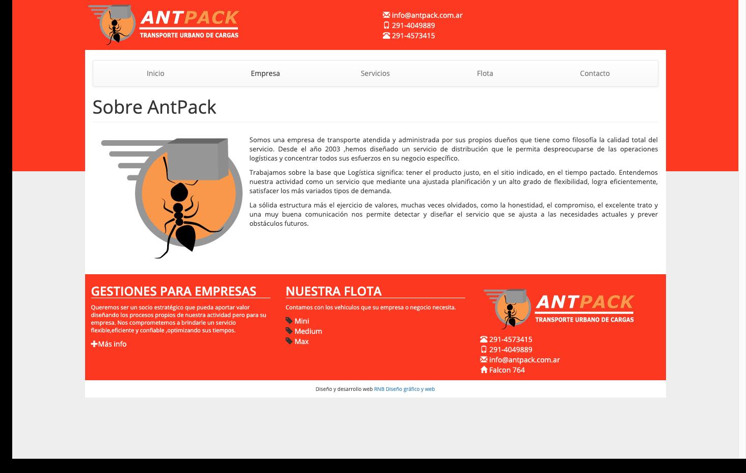 Antpack