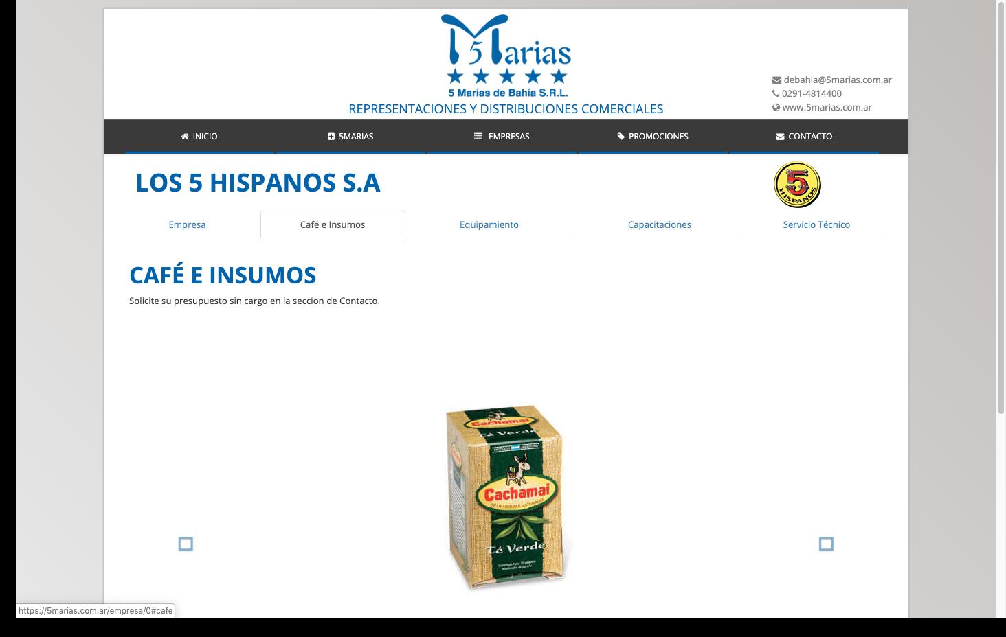 5marias.com.ar